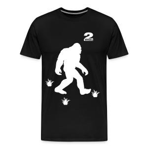 Mens - 2wheel big foot - Men's Premium T-Shirt