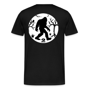 Mens - Big Foot - Men's Premium T-Shirt