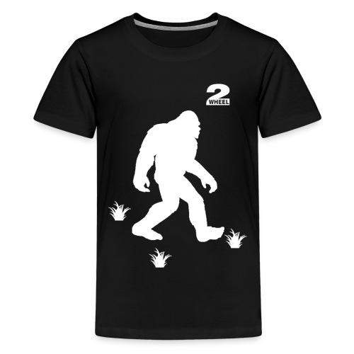 Kids - 2wheel big foot - Kids' Premium T-Shirt