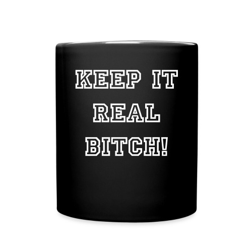 keep it real Mug - Full Color Mug