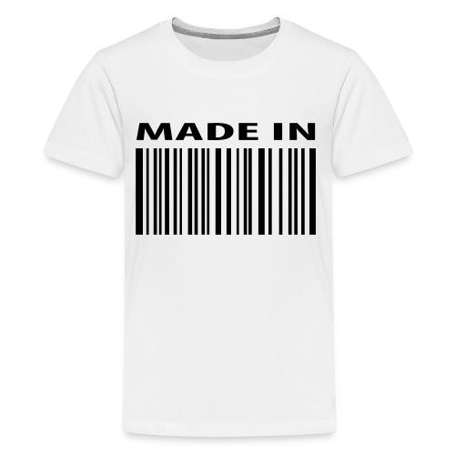 Made in tee - Kids' Premium T-Shirt