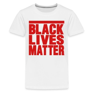 Black Lives Matter Tee - Kids' Premium T-Shirt