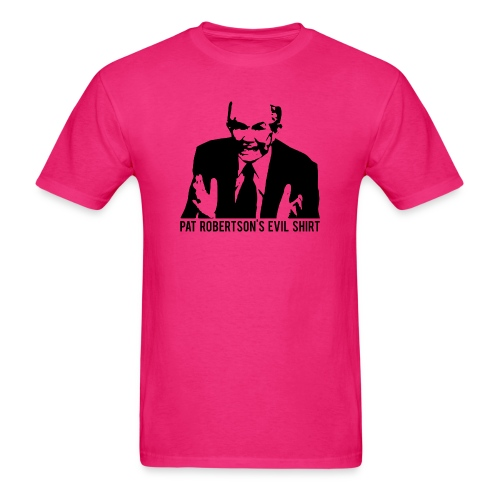 The Demon | Men's Pink - Men's T-Shirt