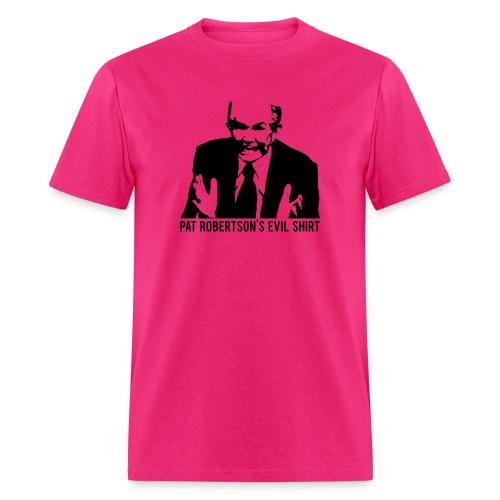 The Demon | Men's Pink - Men's T-Shirt