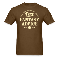 T-Shirts ~ Men's T-Shirt ~ Free Fantasy Football Advice