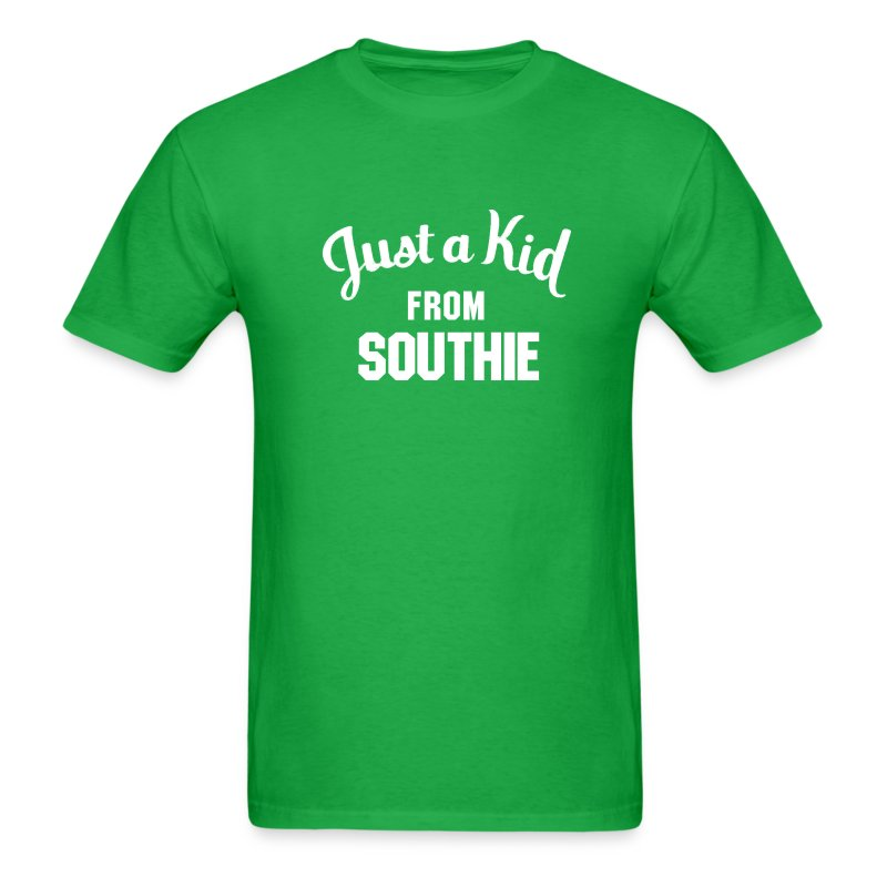 Just a Kid from Southie (Mens) - Men's T-Shirt