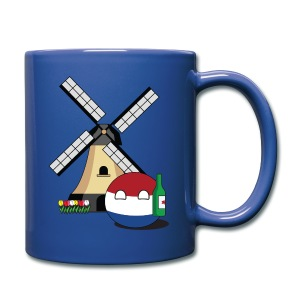 NetherlandsBall I - Colored Mug - Full Color Mug