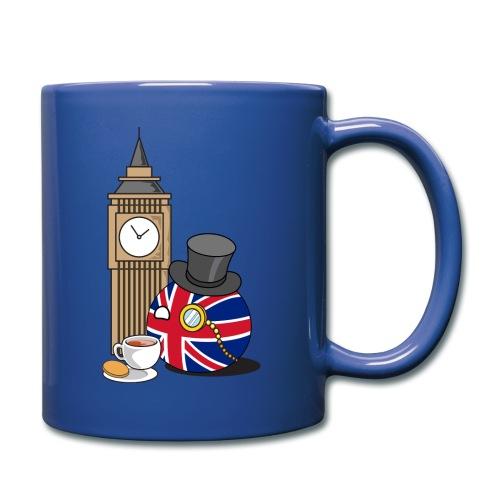 UKBall I - Colored Mug - Full Color Mug