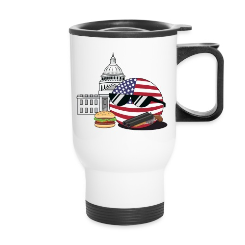 USABall I - Travel Mug - Travel Mug