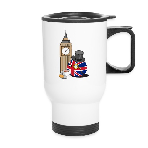 UKBall I - Travel Mug - Travel Mug
