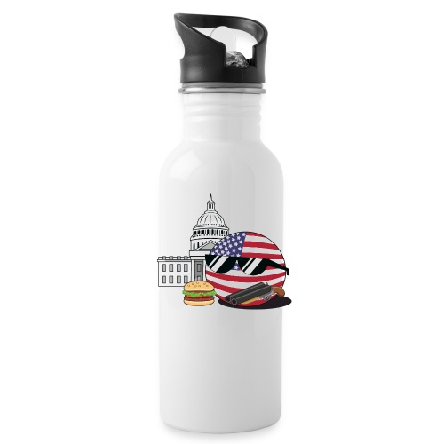 USABall I - Water Bottle - Water Bottle