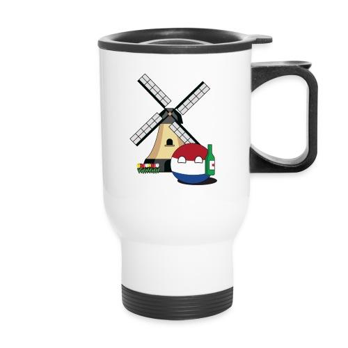 NetherlandsBall I - Travel Mug - Travel Mug