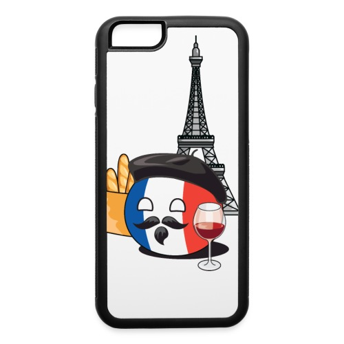 FranceBall I - iPhone 6 Rubber Case - iPhone 6/6s Rubber Case
