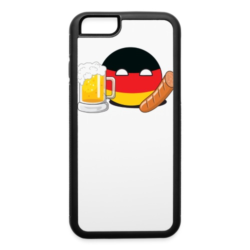 GermanyBall I - iPhone 6 Rubber Case - iPhone 6/6s Rubber Case