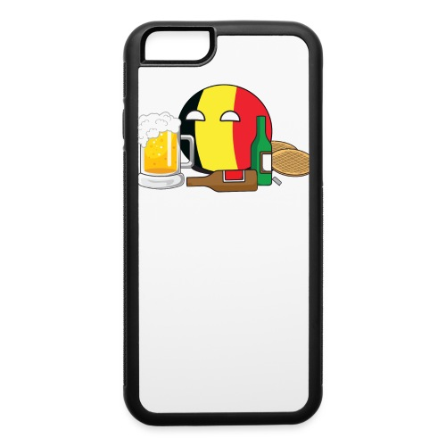 BelgiumBall I - iPhone 6 Rubber Case - iPhone 6/6s Rubber Case