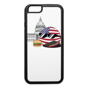 USABall I - iPhone 6 Rubber Case - iPhone 6/6s Rubber Case