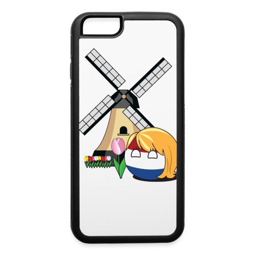 NetherlandsBall II - iPhone 6 Rubber Case - iPhone 6/6s Rubber Case