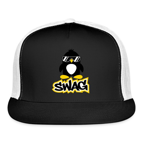 Swag penguin - Trucker Cap