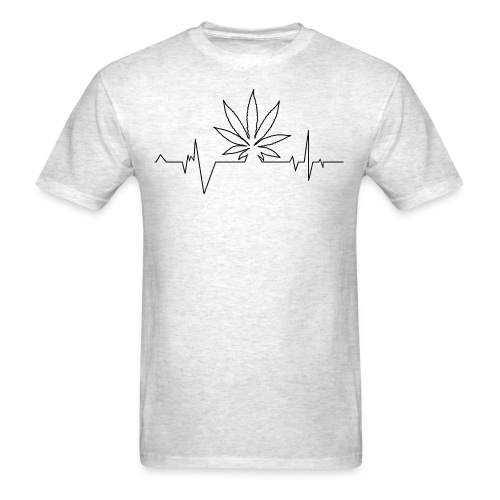 Cannabis Saves Lives Tee - Men's T-Shirt