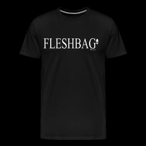 Fleshbag T-Shirt - Men's Premium T-Shirt