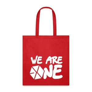 EXO - We are One! (White Flex Print) [Tote] - Tote Bag