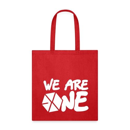 EXO - We are One! (White Flex Print) [Tote] - Tote Bag