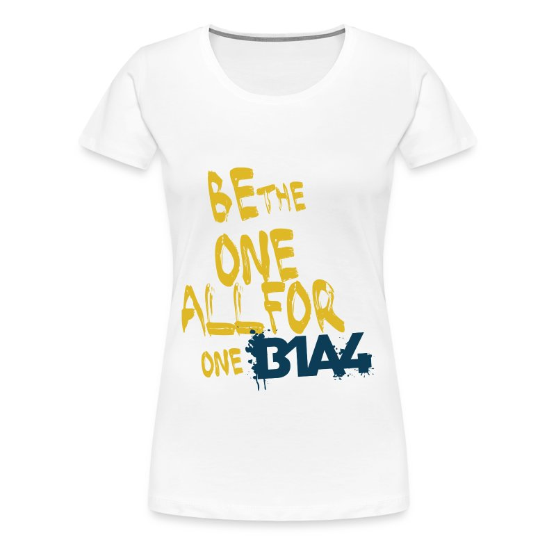 B1A4 - Be The One All for One [Women's Shirt] - Women's Premium T-Shirt