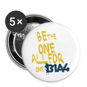 B1A4 - Be The One All for One [1 Button] - Small Buttons