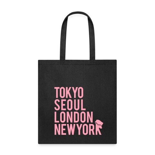 Girls' Generation - Mr. Taxi (Pink Flex Print) [Tote] - Tote Bag