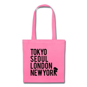 Girls' Generation - Mr. Taxi (Black Flex Print) [Tote] - Tote Bag