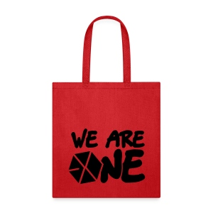 EXO - We are One! (Black Flex Print) [Tote] - Tote Bag