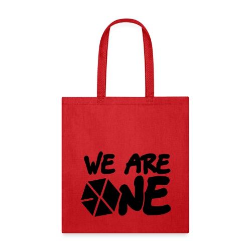 EXO - We are One! (Black Flex Print) [Tote] - Tote Bag