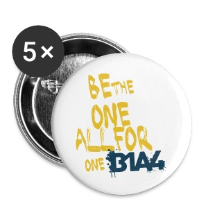 B1A4 - Be The One All for One [2 1/4 Button] - Large Buttons