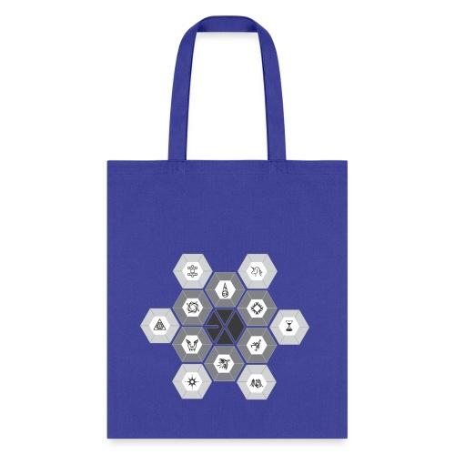 EXO - Hexagons [Tote] - Tote Bag