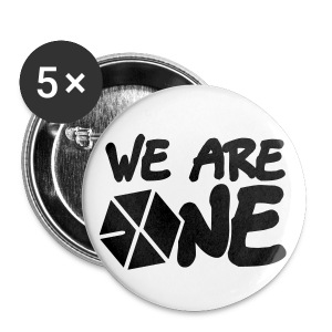EXO - We Are One [1 Button] - Small Buttons