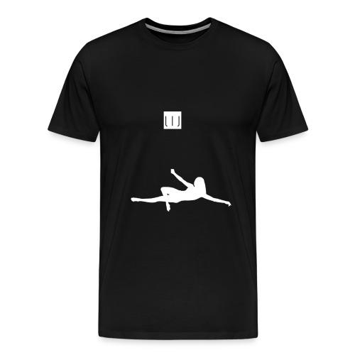 Wiretshirt Polldance 2 - Men's Premium T-Shirt