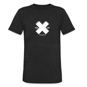 The CXOff - Reverse - Unisex Tri-Blend T-Shirt by American Apparel