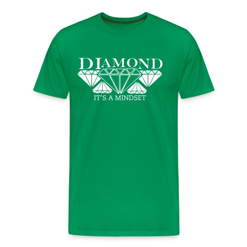 Diamond Mindset - Men's Premium T-Shirt