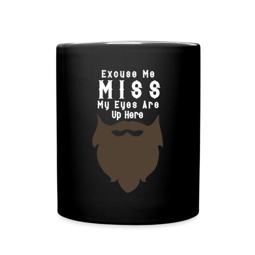 Excuse Me Miss Mug - Full Color Mug