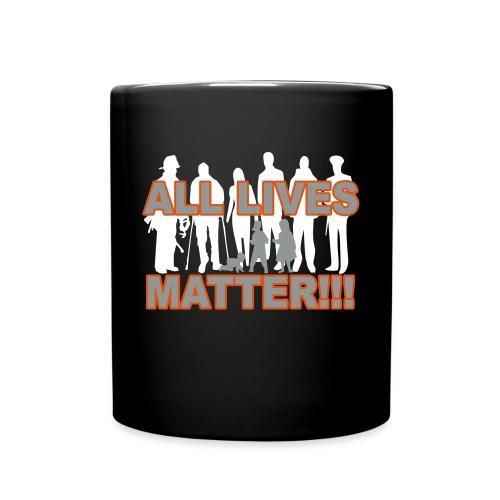 ALL Lives Matter Coffee Mug - RGW - Full Color Mug