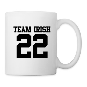 Team Irish Mug - Coffee/Tea Mug
