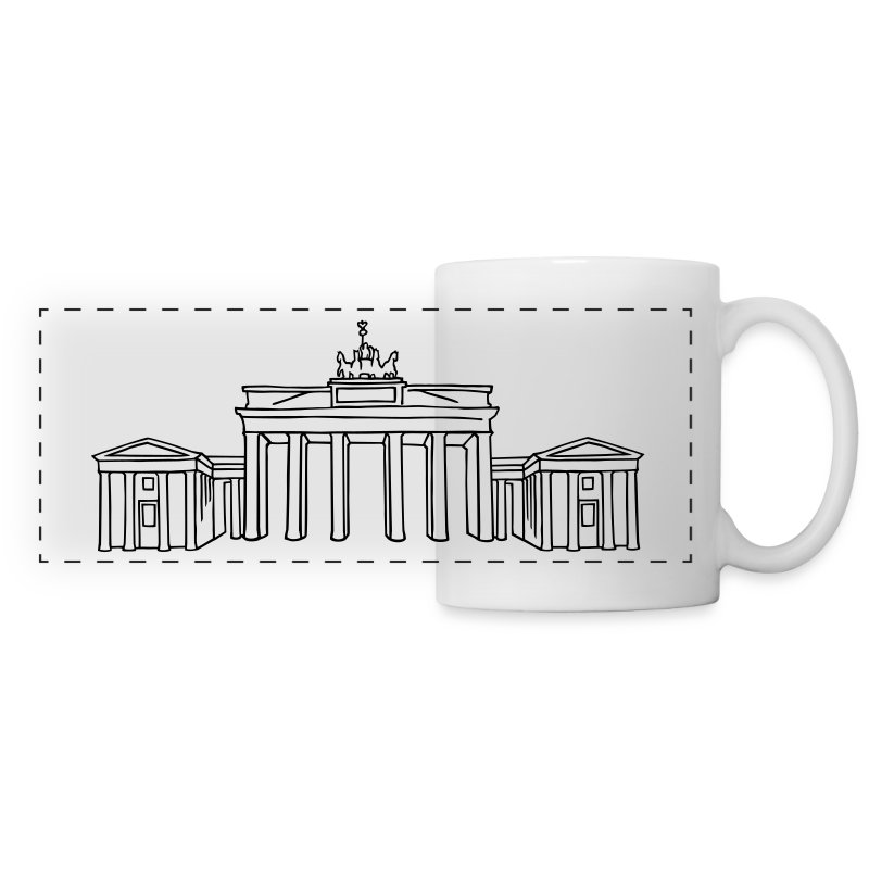 Berlin Panoramic Mug