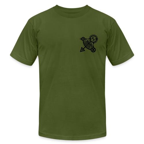System 0.10.9.G - Men's Fine Jersey T-Shirt