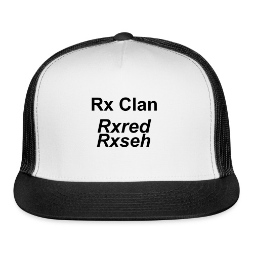 Rx Clan Hat - Trucker Cap