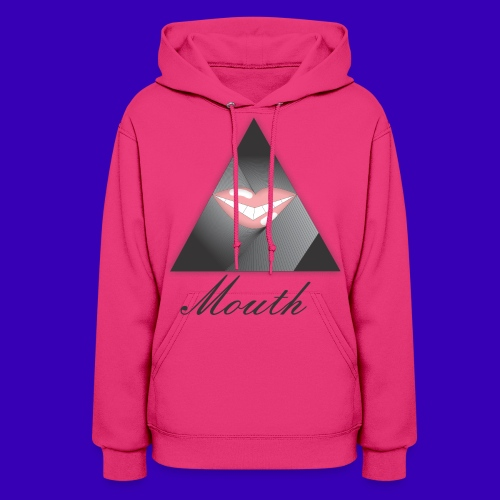 Mouth Co. All Giving Mouth women's hoodie  - Women's Hoodie