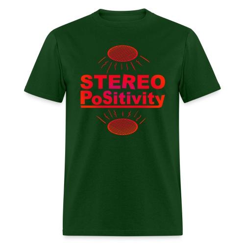 Stereo Positivity - Men - Men's T-Shirt