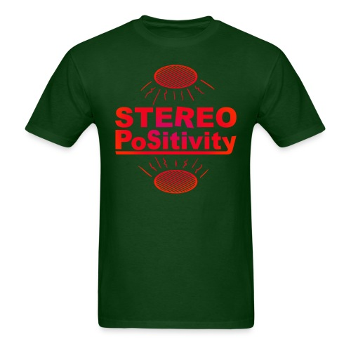 Stereo Positivity - Men - Men's T-Shirt