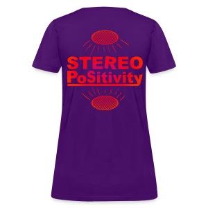 Stereo Positivity - Women - Women's T-Shirt