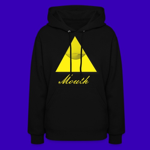 Mouth Co. Standing Pyramid women's hoodie - Women's Hoodie