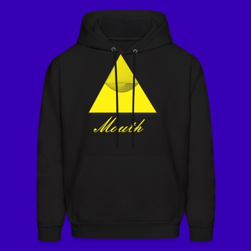Mouth Co. Standing Pyramid hoodie - Men's Hoodie